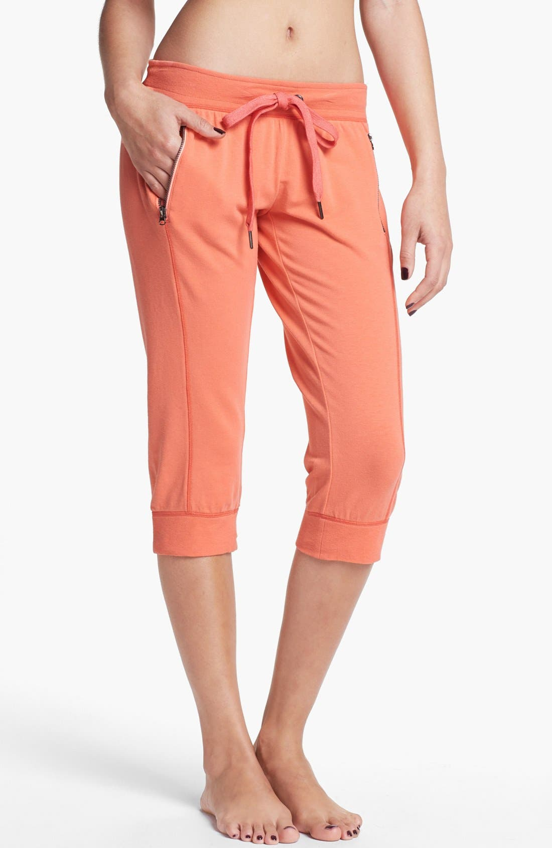 Alternate Image 1 Selected - Unit-Y Capri Sweatpants