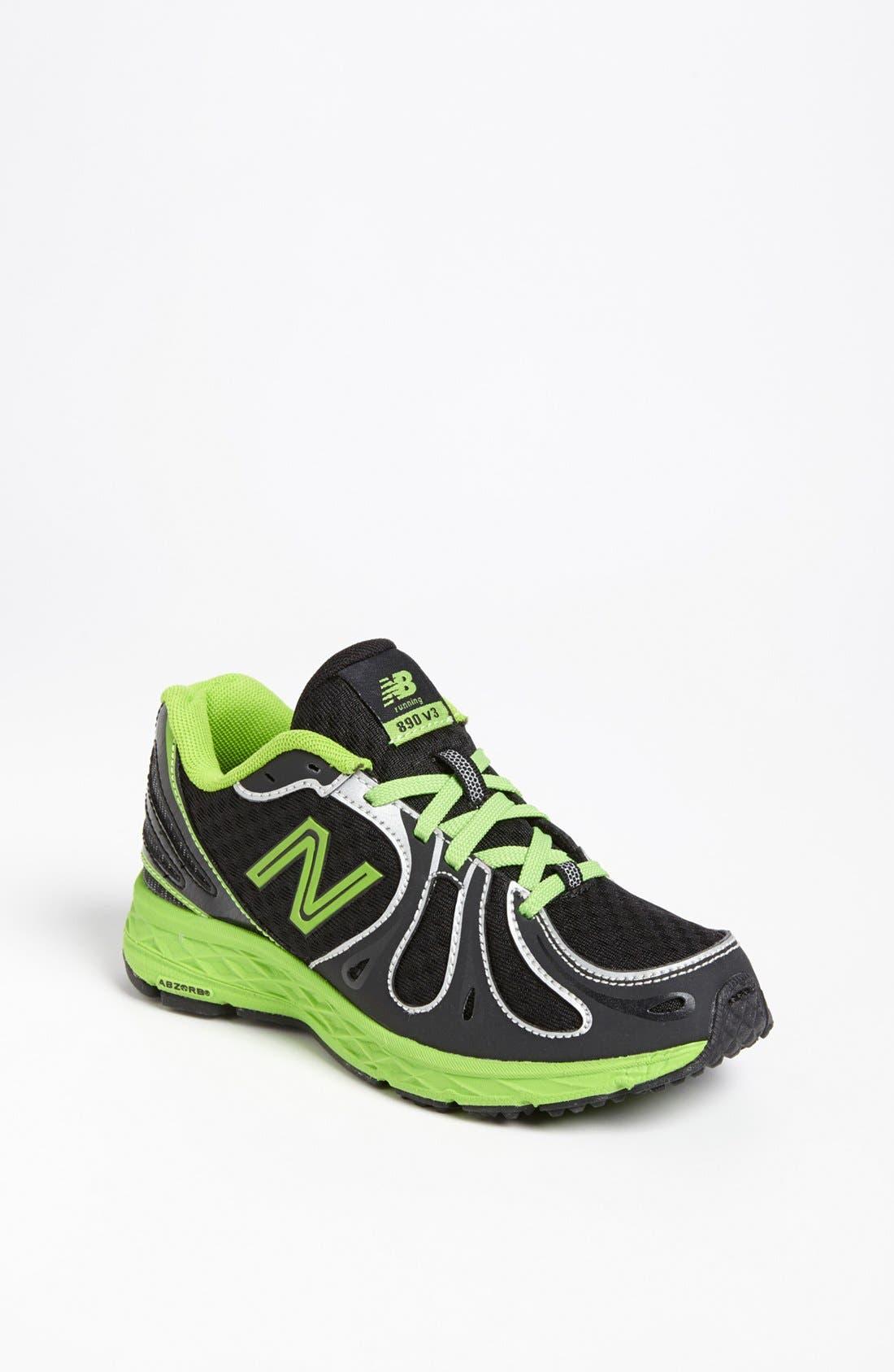 Main Image - New Balance '890' Sneaker (Toddler & Little Kid) (Online Only)