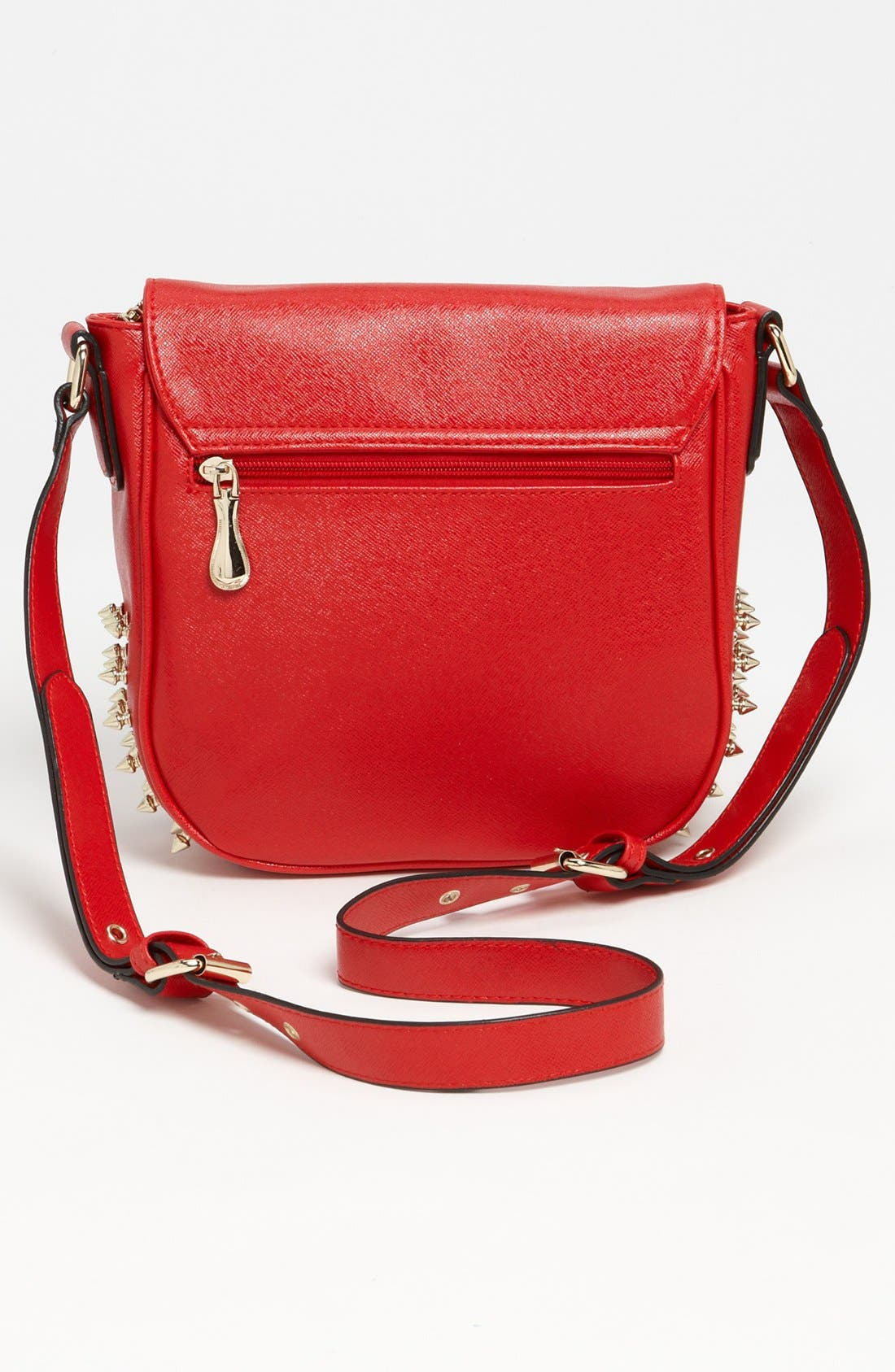 Alternate Image 4  - Emperia Studded Faux Leather Crossbody Bag, Small