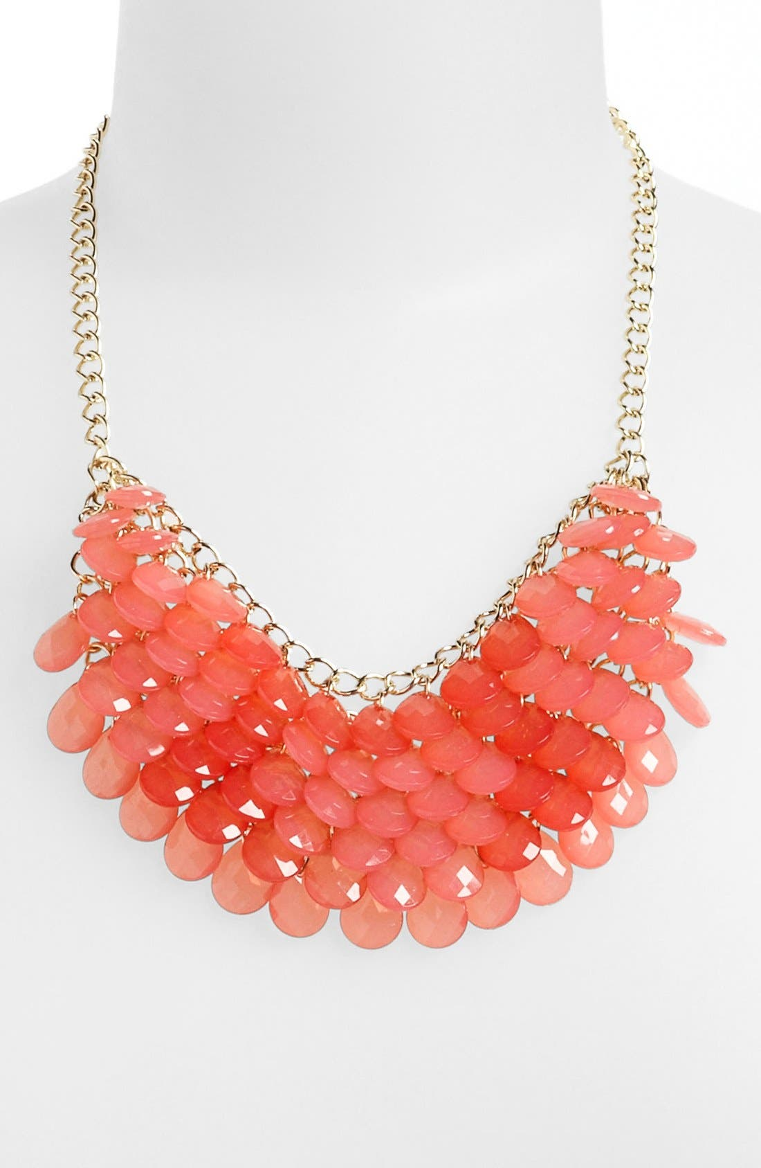 Alternate Image 1 Selected - Carole Layered Statement Necklace