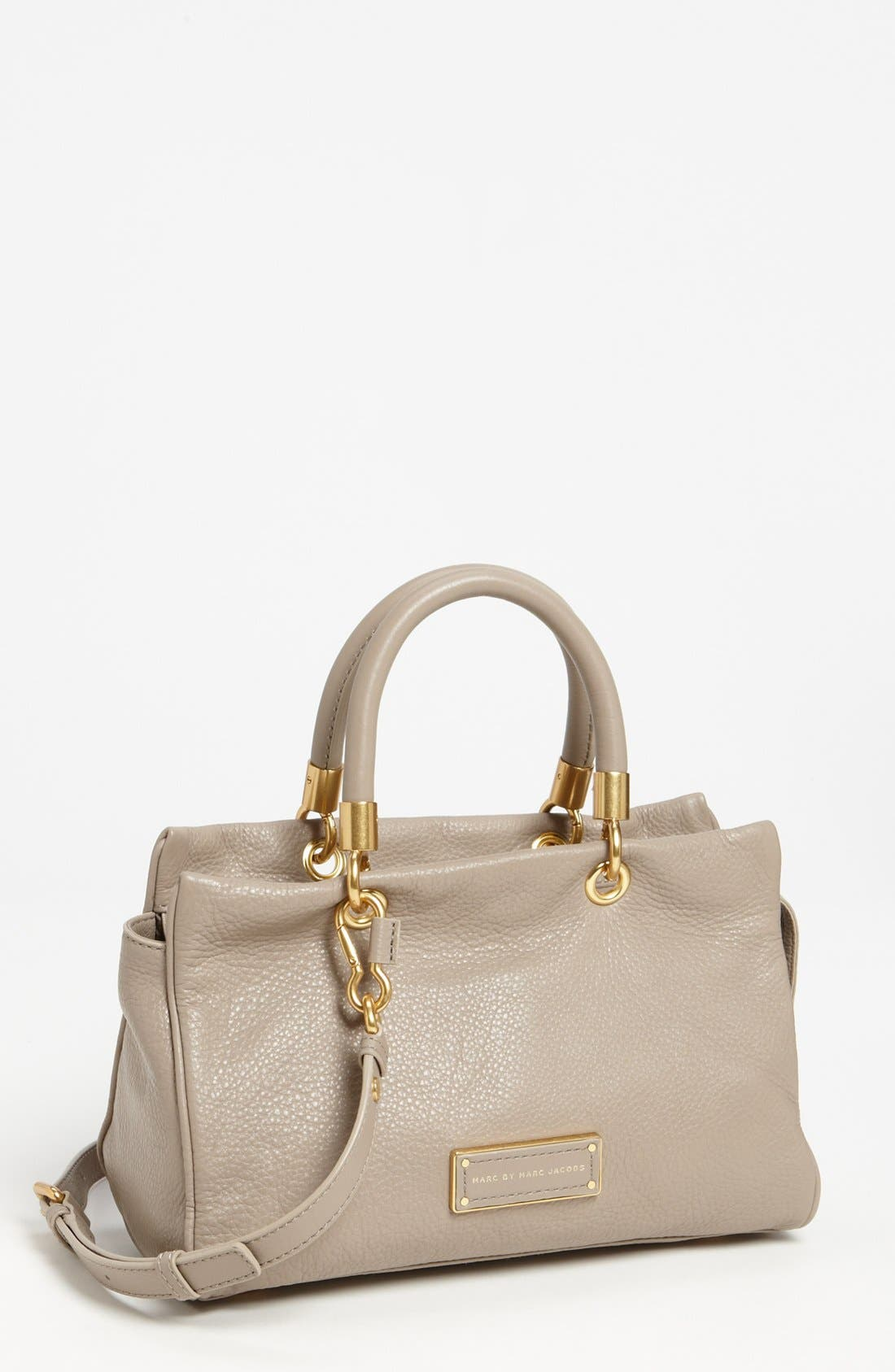 Alternate Image 1 Selected - MARC BY MARC JACOBS 'Too Hot to Handle' Leather Satchel