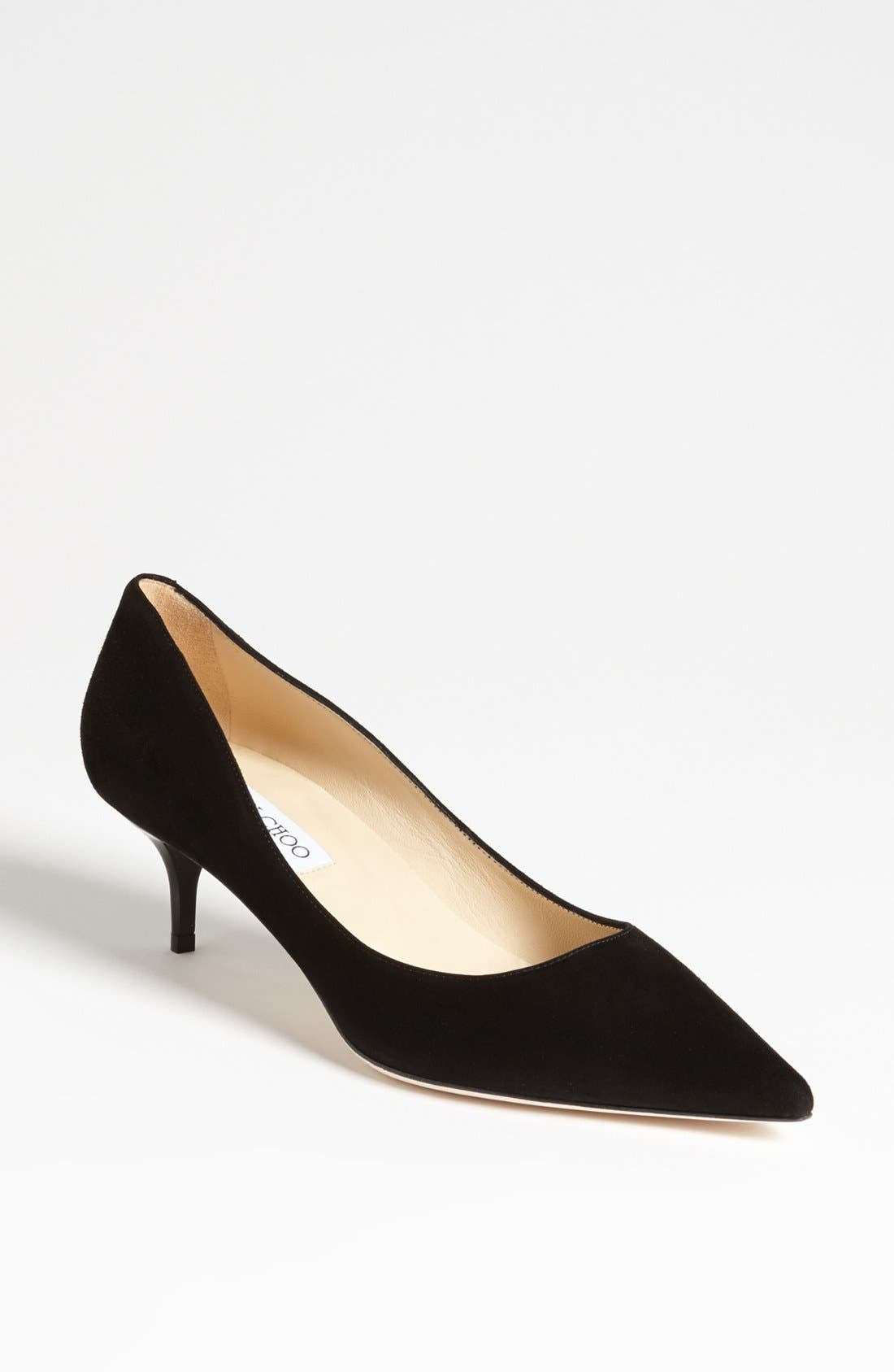 Main Image - Jimmy Choo 'Aza' Pointy Toe Pump