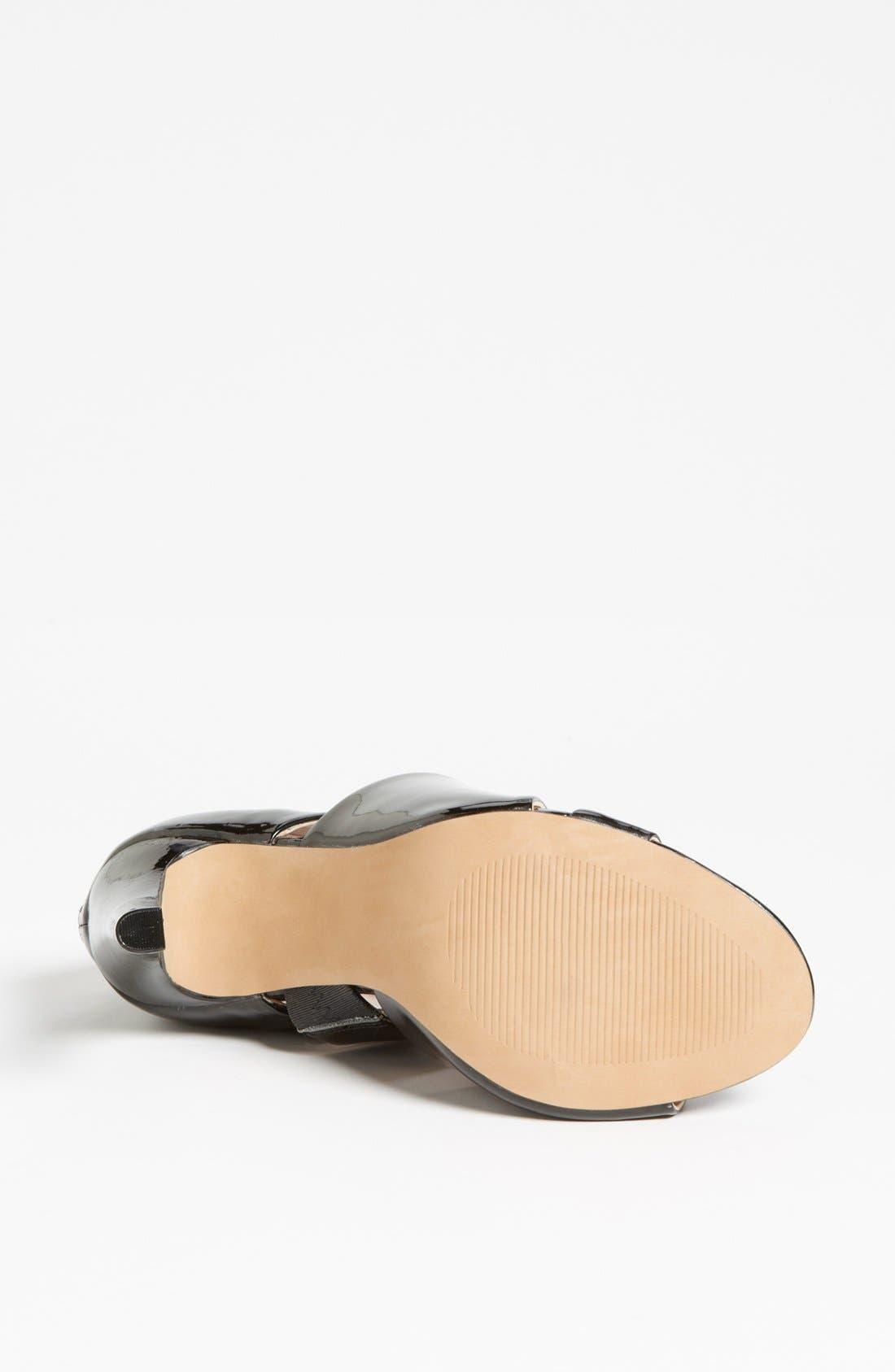 Alternate Image 4  - Julianne Hough for Sole Society 'Kristen' Sandal