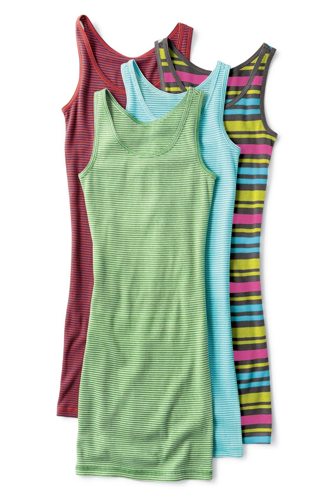 Alternate Image 3  - Tucker + Tate 'Naomi' Knit Dress (Big Girls)
