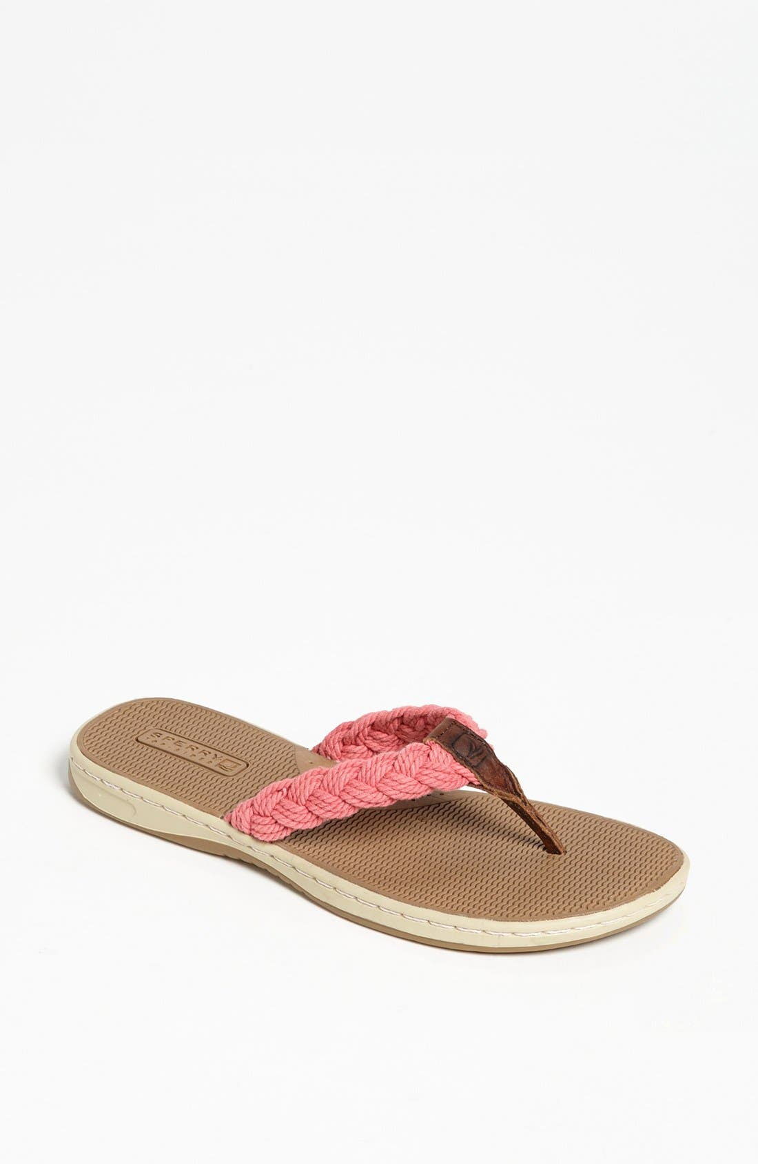 Alternate Image 1 Selected - SPERRY TOP-SIDER TUCKERFISH FLIP FLOP