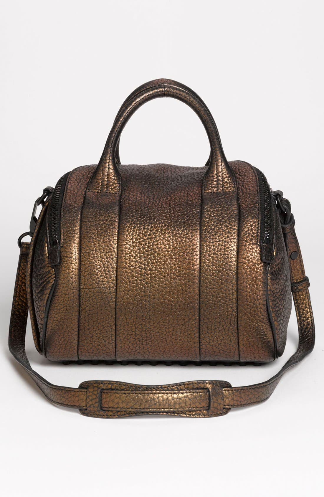 Alternate Image 4  - Alexander Wang 'Rockie - Dumbo Slick' Leather Crossbody Satchel