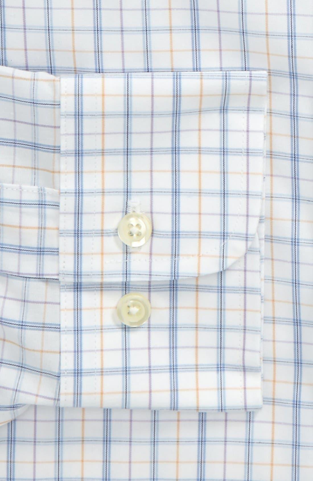 Alternate Image 2  - Brooks Brothers Slim Fit Non-Iron Dress Shirt