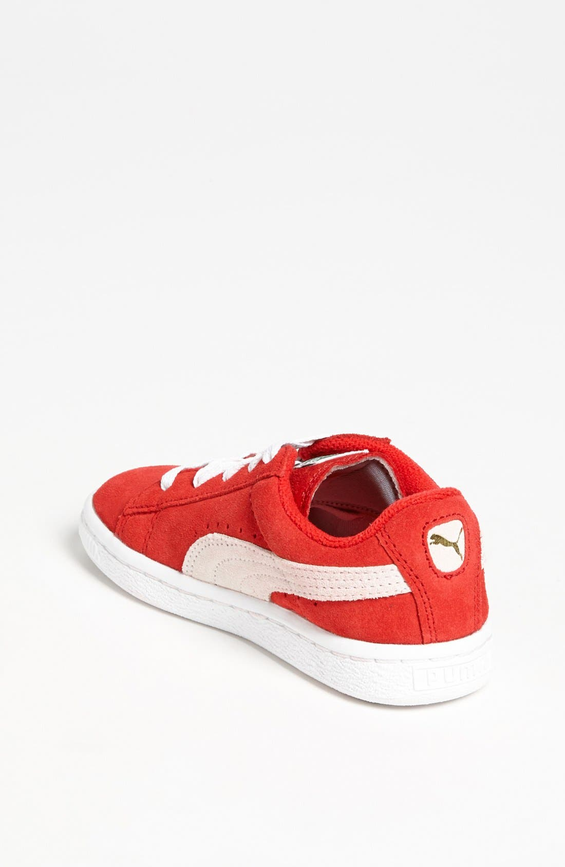 Alternate Image 2  - PUMA Suede Sneaker (Baby, Walker, Toddler, Little Kid & Big Kid)