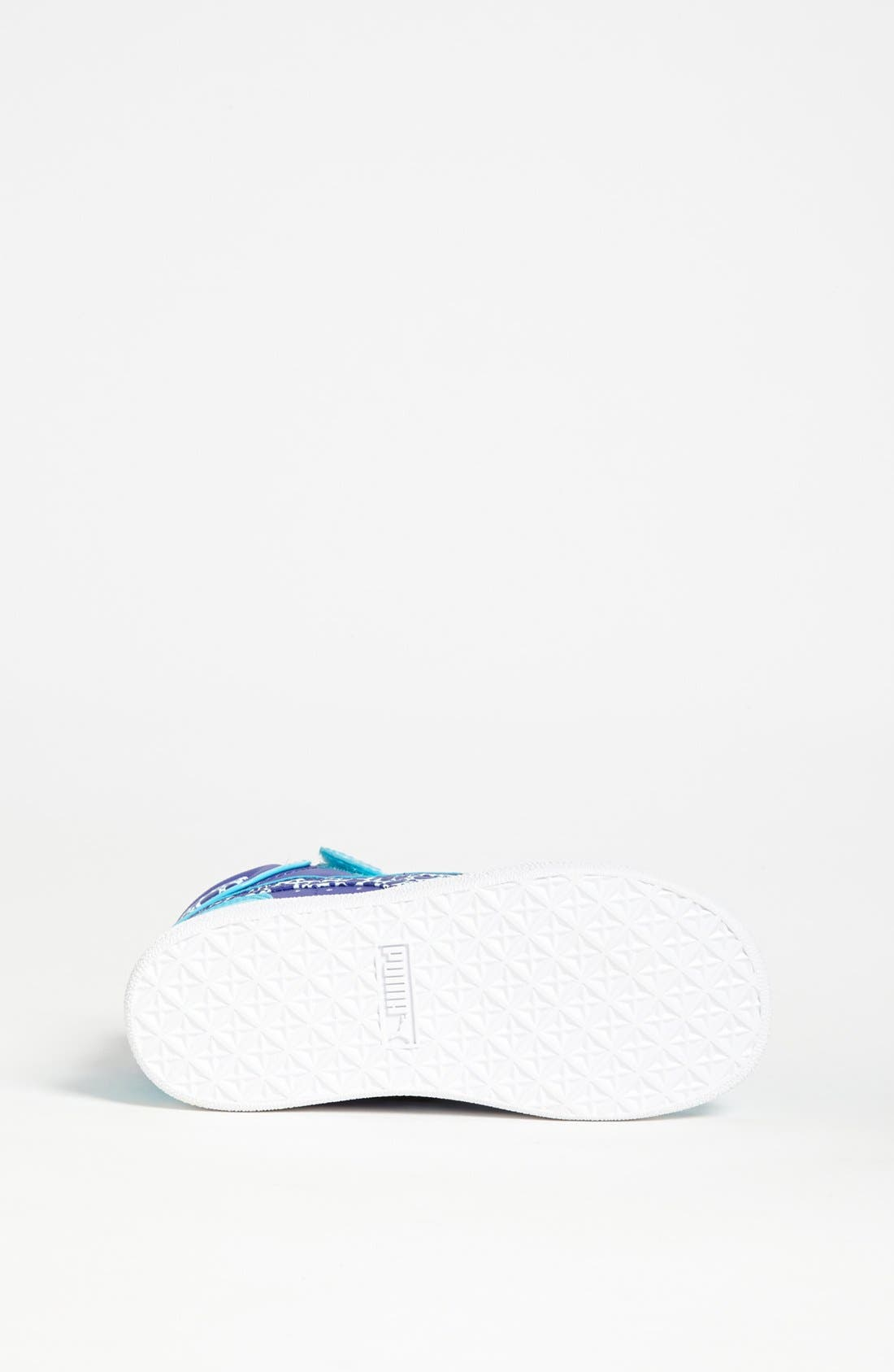 Alternate Image 4  - PUMA 'First Round' Sneaker (Baby, Walker, Toddler & Little Kid)