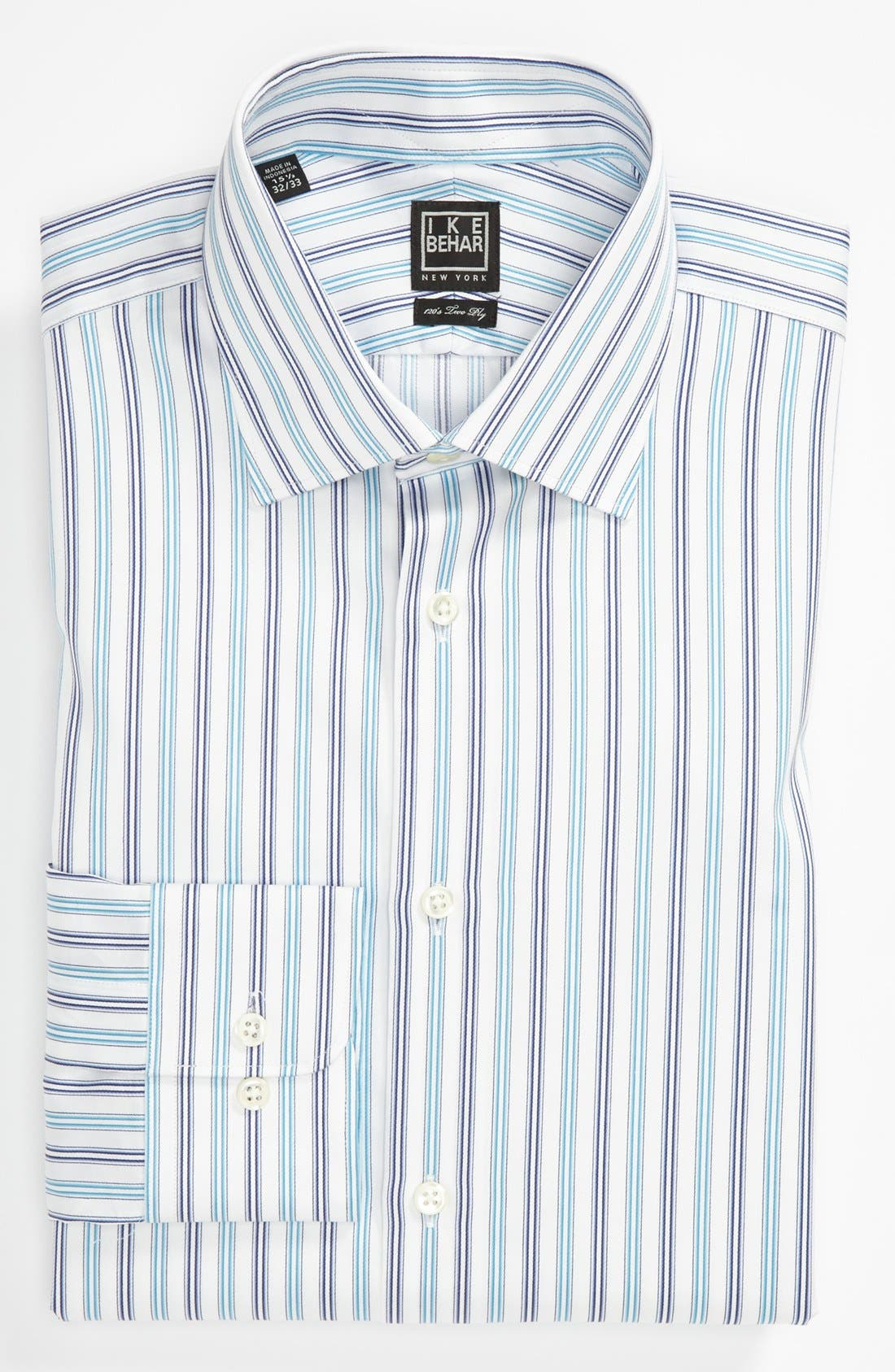 Main Image - Ike Behar Regular Fit Dress Shirt