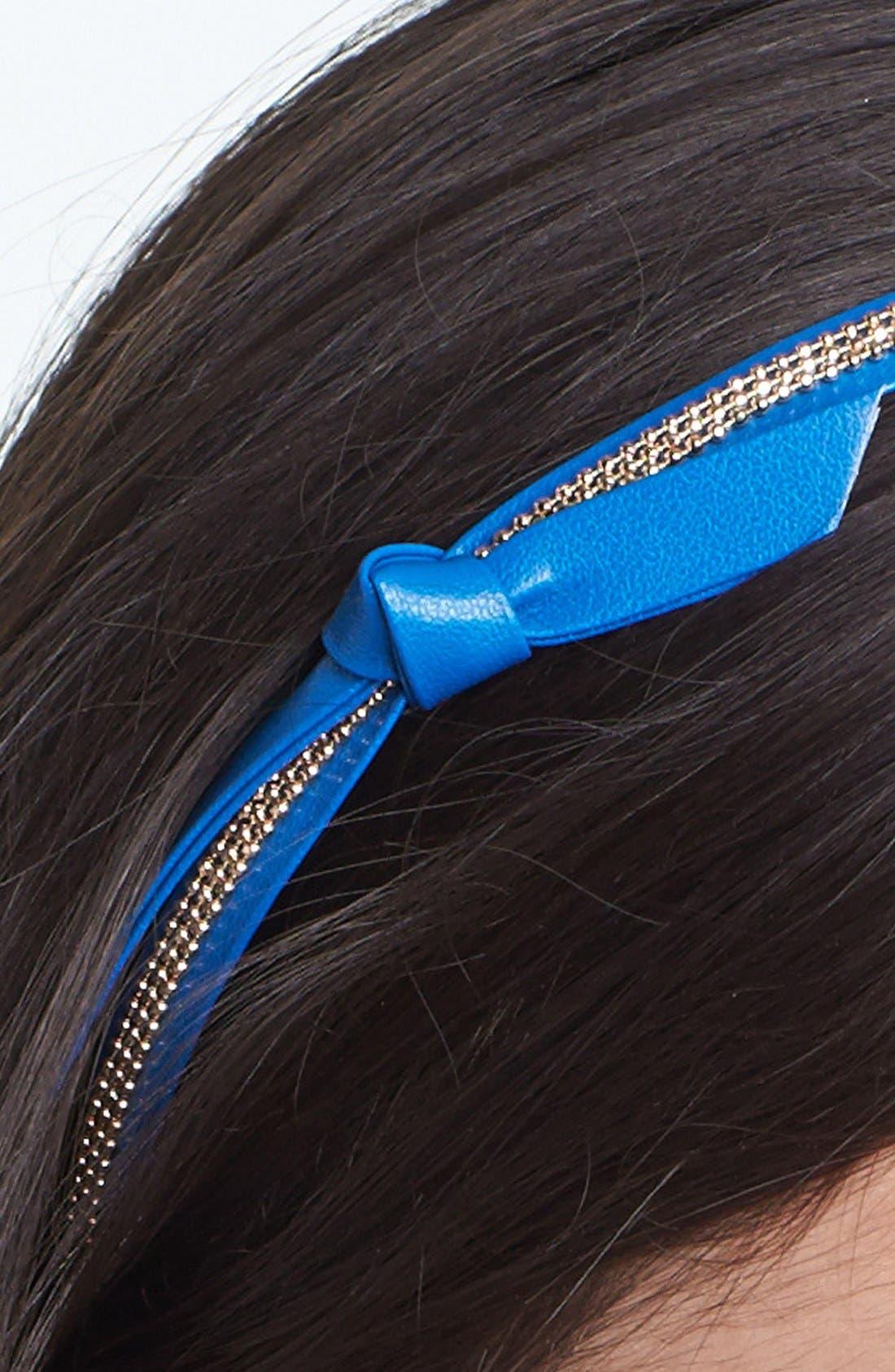 Alternate Image 2  - Tasha 'Kitty Bow' Headband