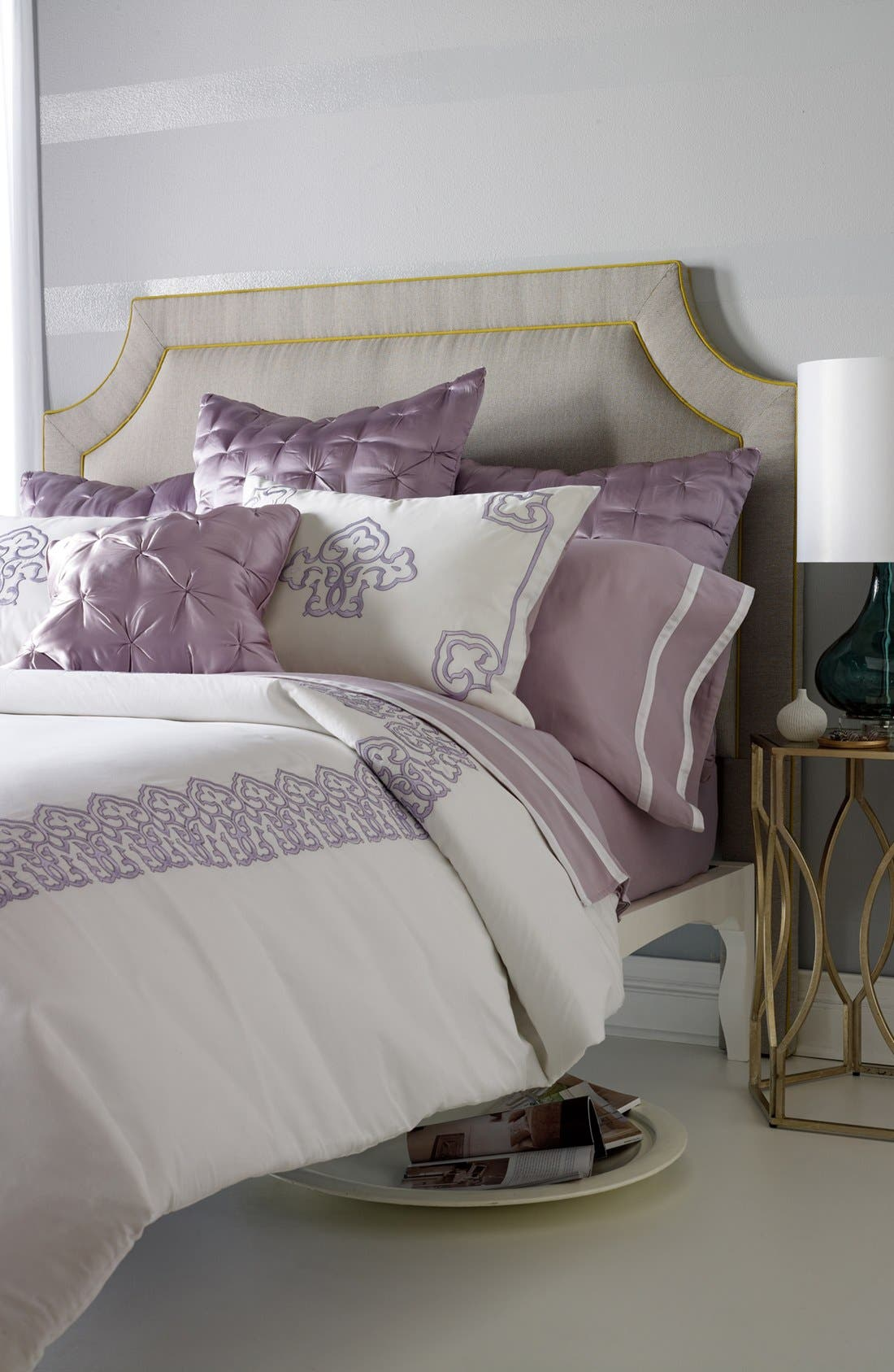Alternate Image 2  - Blissliving Home 'Dayliya Thistle' Duvet Set (Online Only)