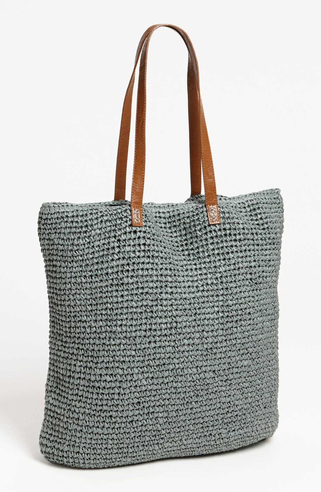 Alternate Image 1 Selected - Straw Studios Crochet Tote