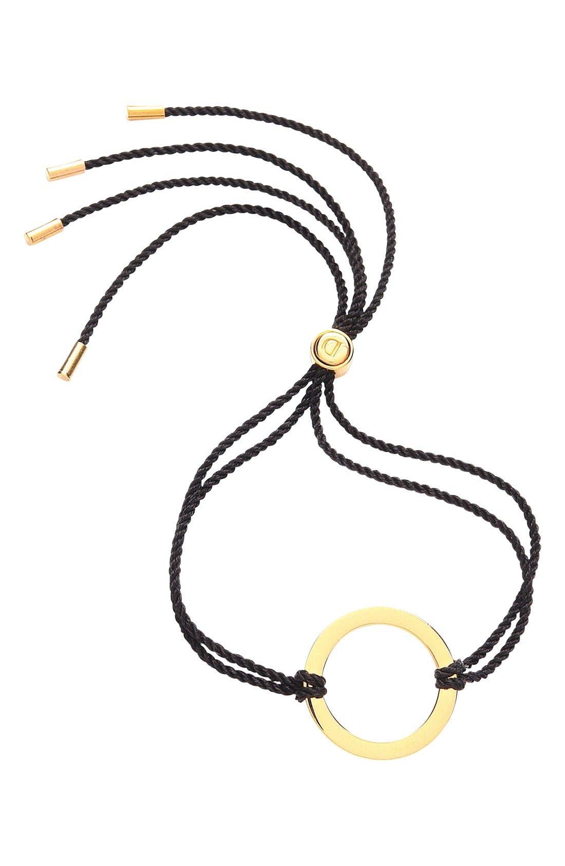 Alternate Image 1 Selected - Daisy London 'Aura Chakra' Cord Bracelet