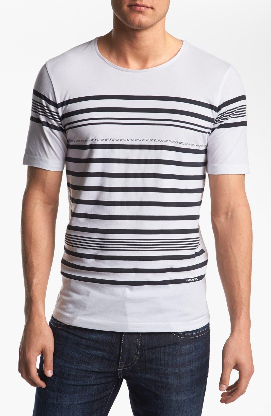 Alternate Image 1 Selected - DIESEL® 'T-Orlyr' T-Shirt