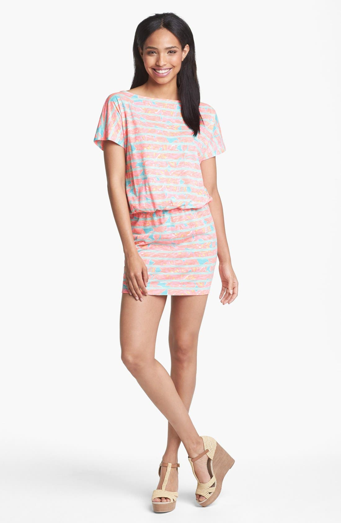 Alternate Image 1 Selected - Lilly Pulitzer® 'Carmine' Dress