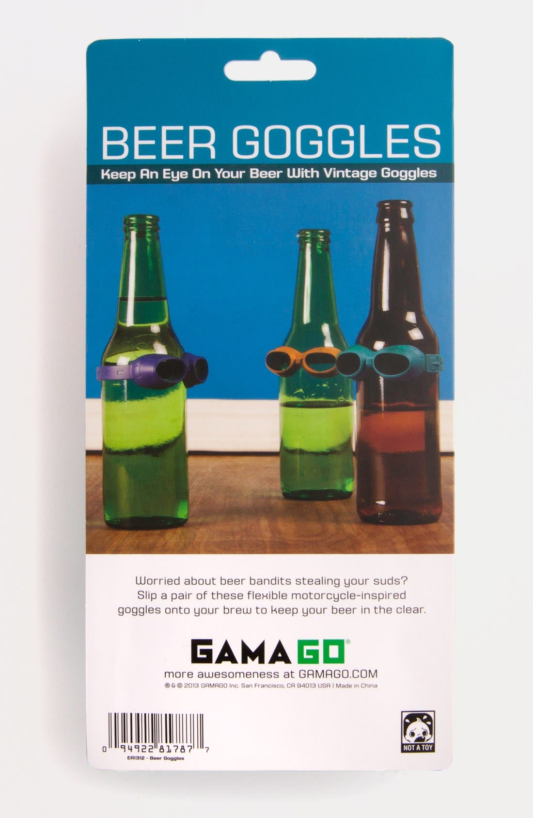 Alternate Image 3  - 'Beer Goggles' Drink Markers (Set of 6)