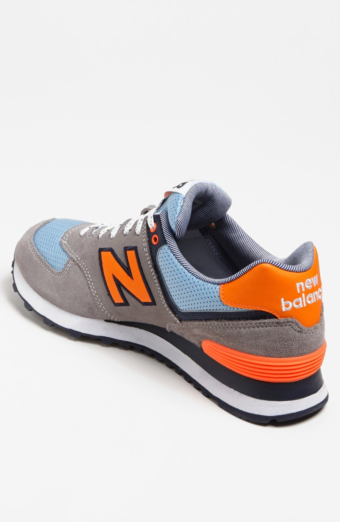 Alternate Image 2  - New Balance '574 Yacht Club' Sneaker (Men)