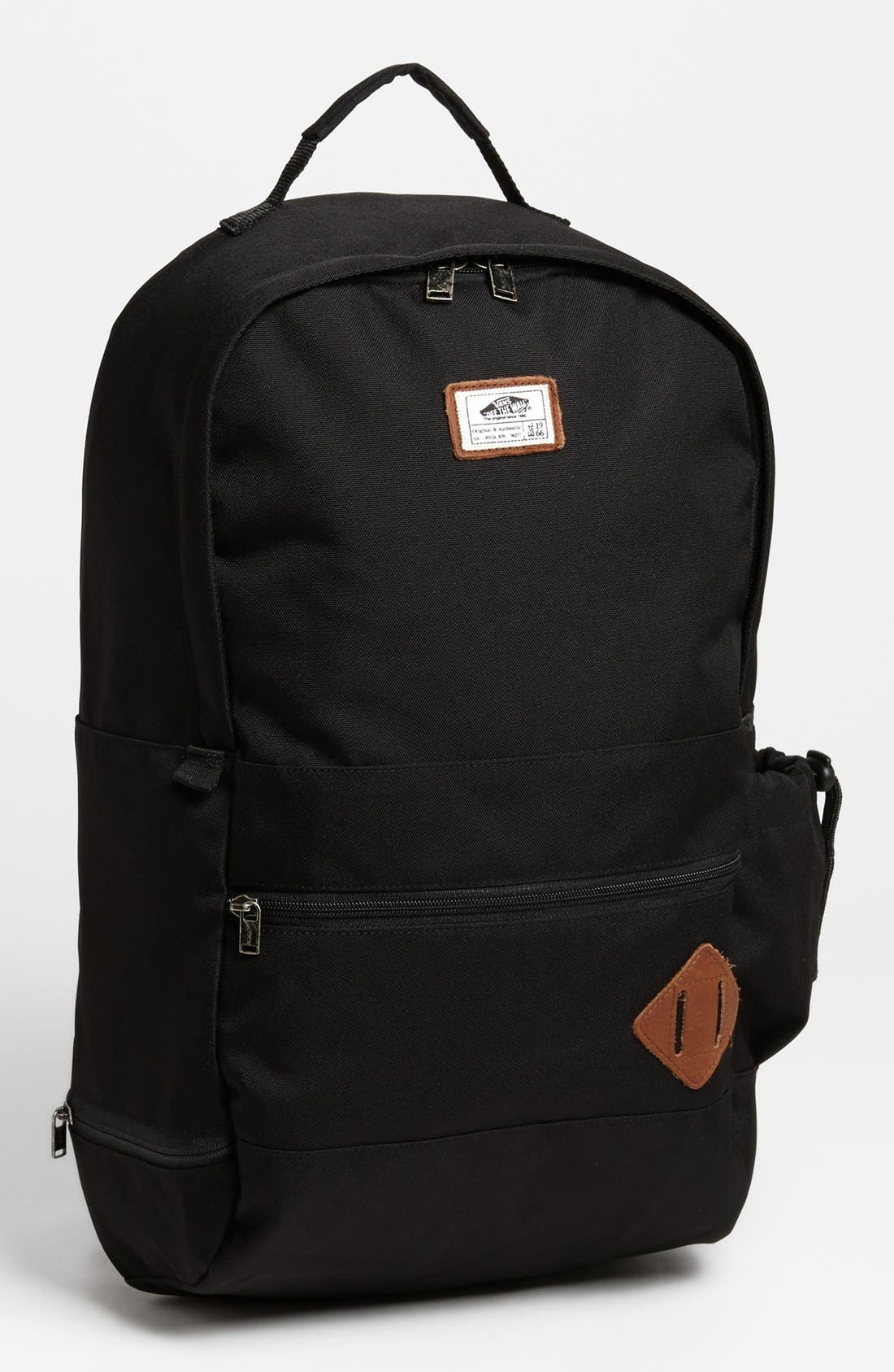 Alternate Image 1 Selected - Vans 'Van Doren II' Backpack