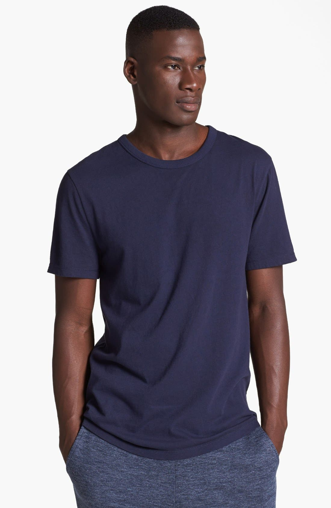 Alternate Image 1 Selected - T by Alexander Wang Classic Crewneck T-Shirt