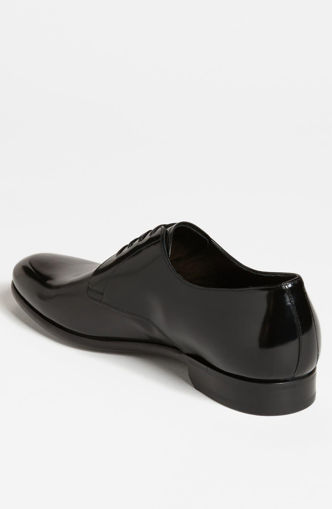 Alternate Image 2  - Dolce&Gabbana 'Napoli' Plain Toe Derby