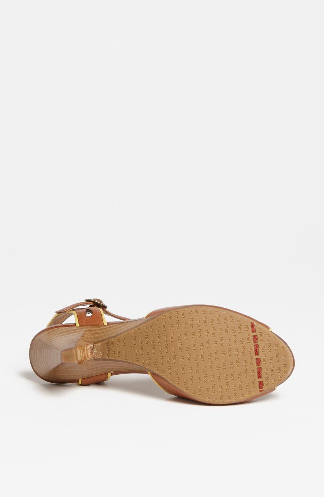 Alternate Image 4  - Miz Mooz 'Wonder' Sandal