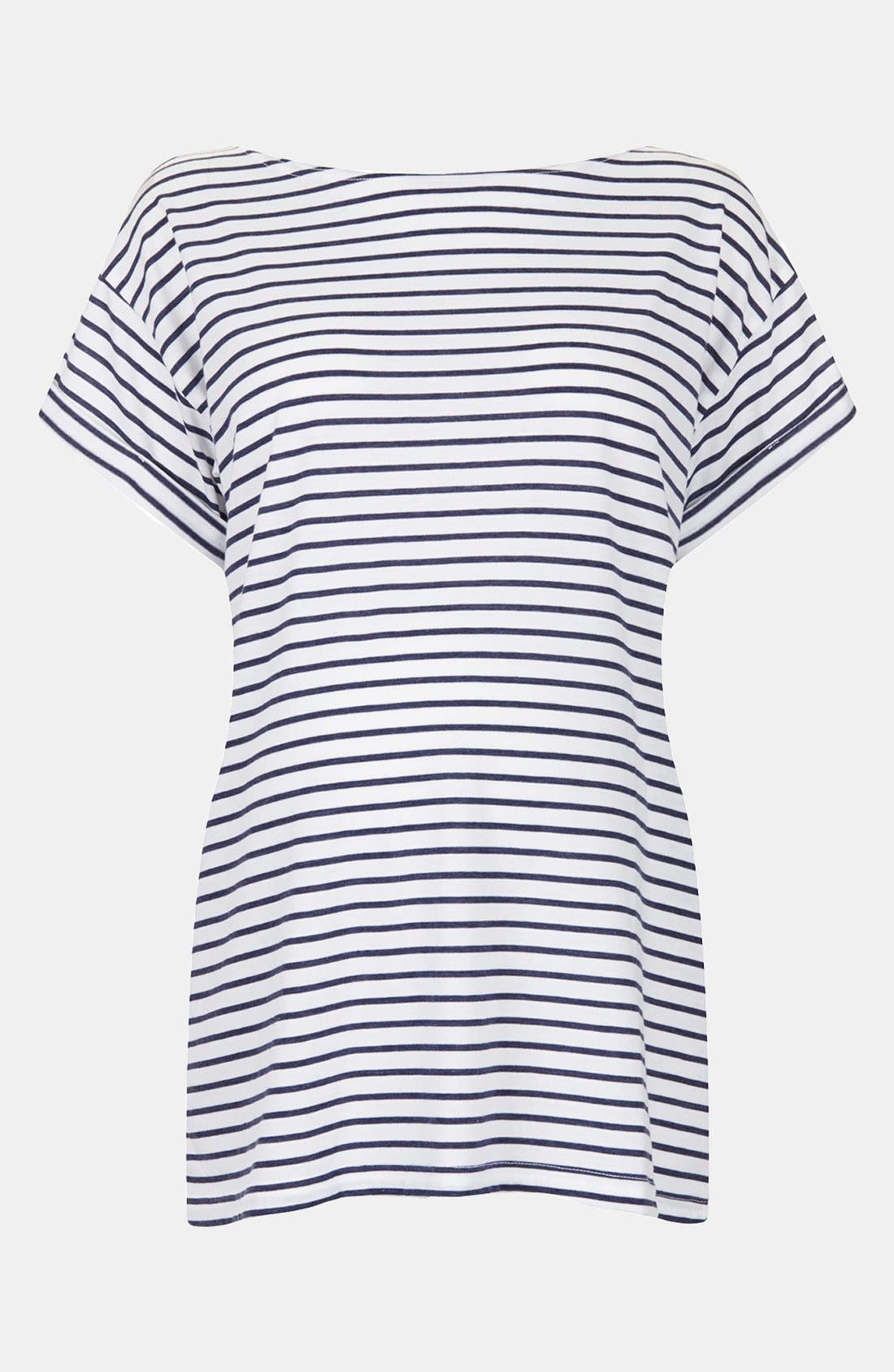 Alternate Image 2  - Topshop 'Bretton' Maternity Tee