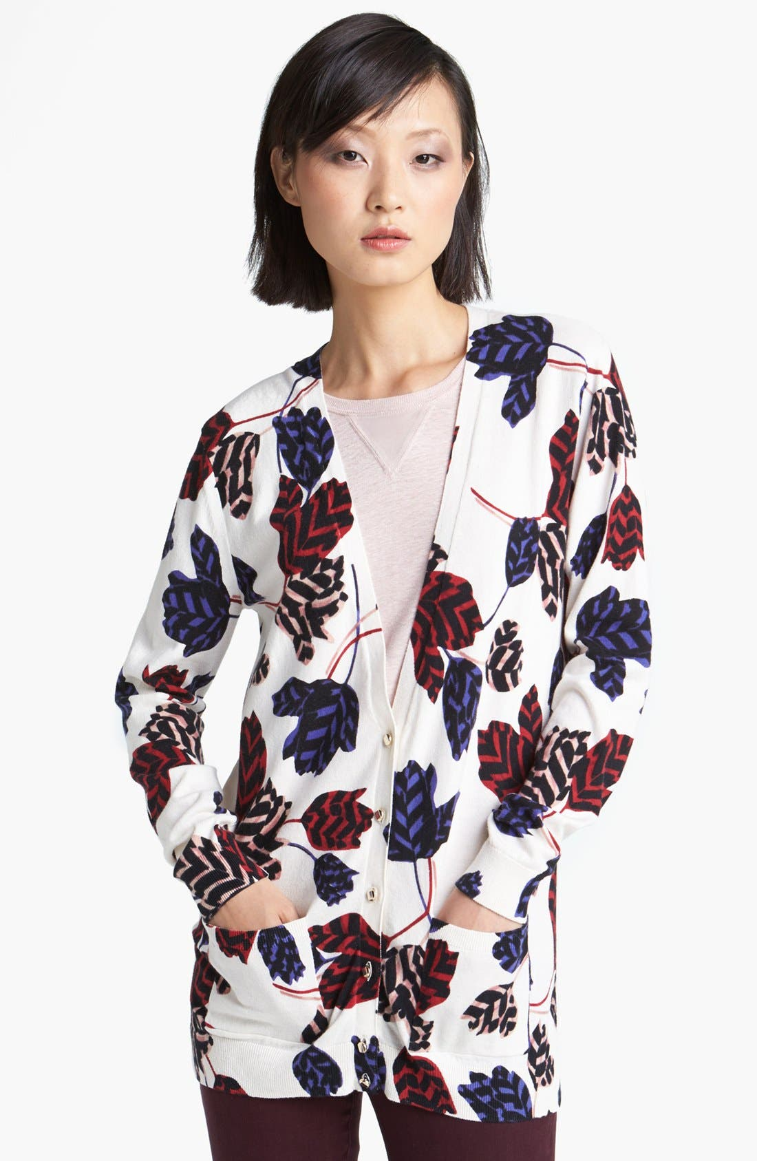 Alternate Image 1 Selected - MARC BY MARC JACOBS 'Mareika Tulip' Cardigan