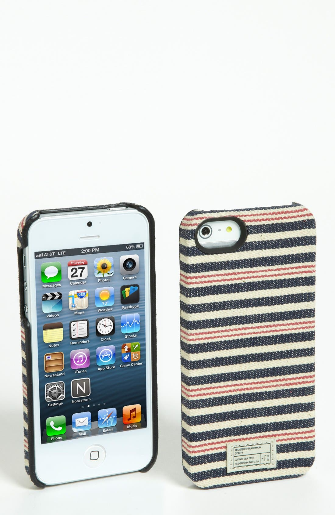 Main Image - HEX 'Core' iPhone 5 Case