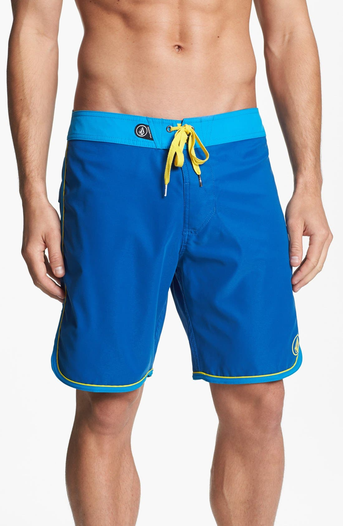 Alternate Image 1 Selected - Volcom 'New Jetty' Board Shorts