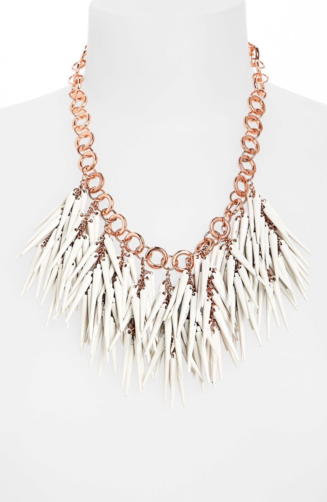 Main Image - 8 Other Reasons 'One Shot Only' Spike Necklace