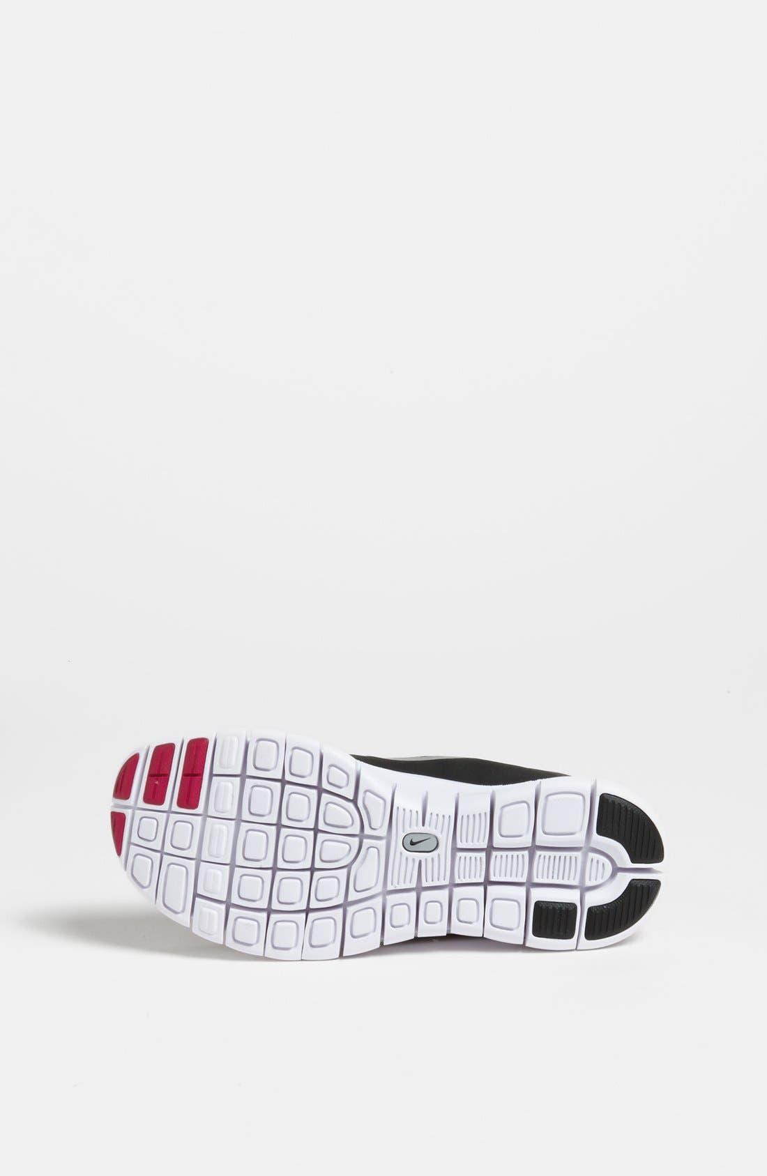 Alternate Image 4  - Nike 'Free Run 5.0' Sneaker (Big Kid)