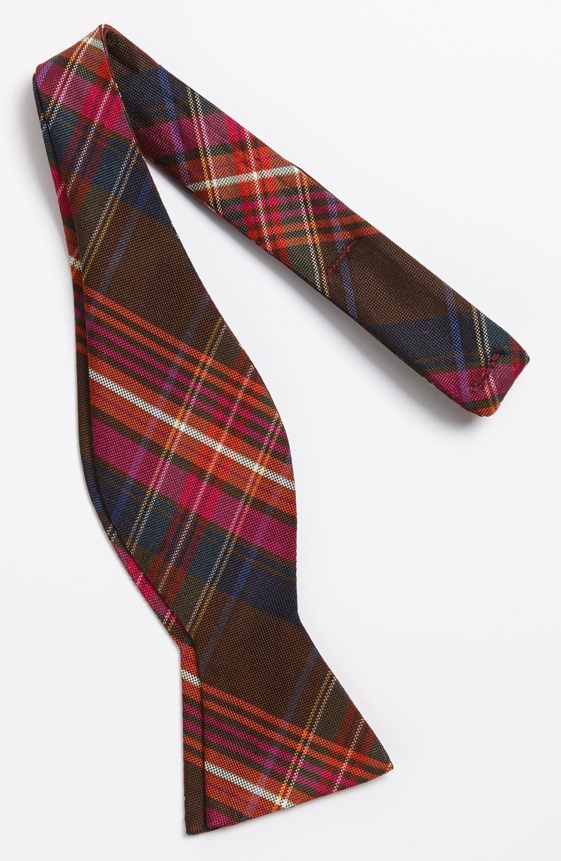 Alternate Image 2  - Ted Baker London Silk Bow Tie