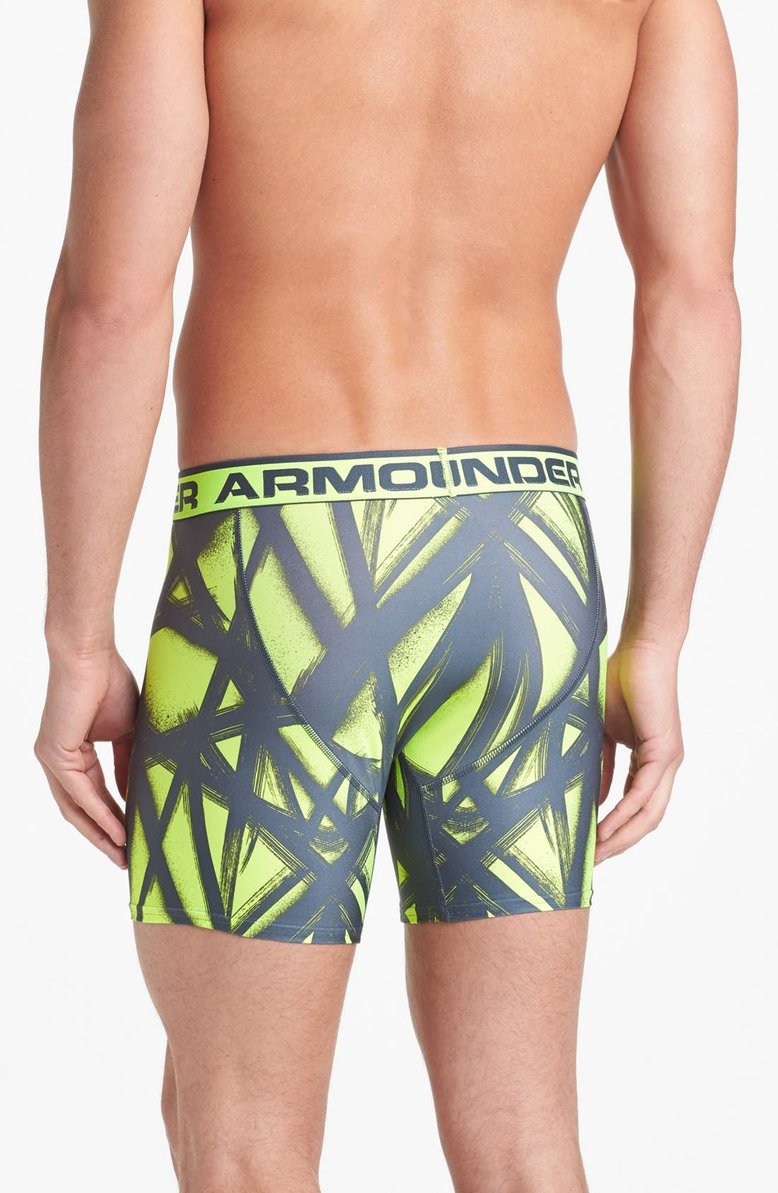 Alternate Image 2  - Under Armour 'O Series' Boxer Briefs