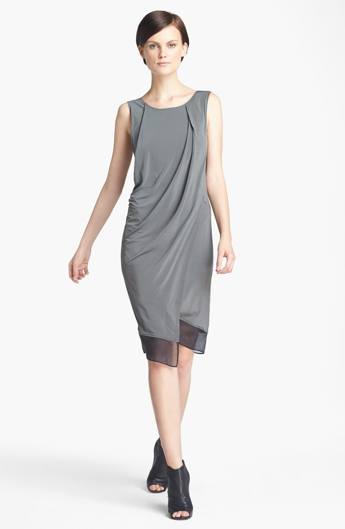 Main Image - Helmut Lang 'Melody' Sleeveless Dress
