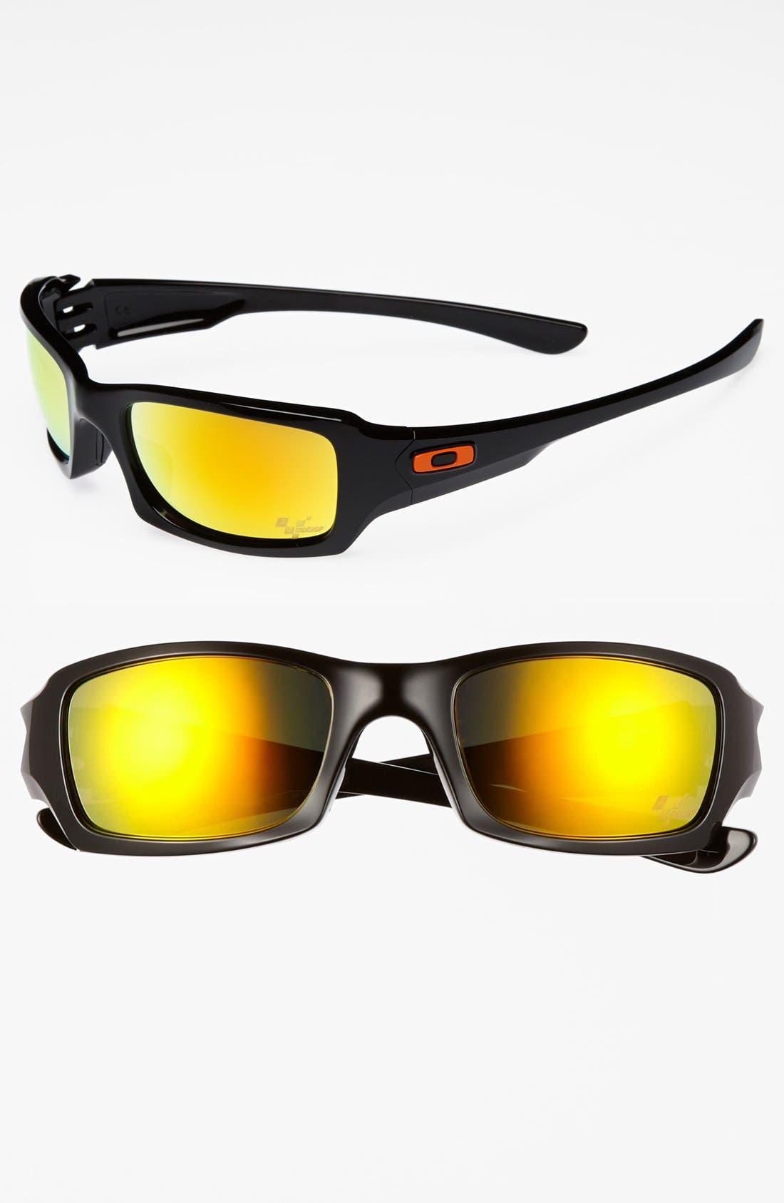 Main Image - Oakley 'MotoGP - Fives Squared' 54mm Sunglasses