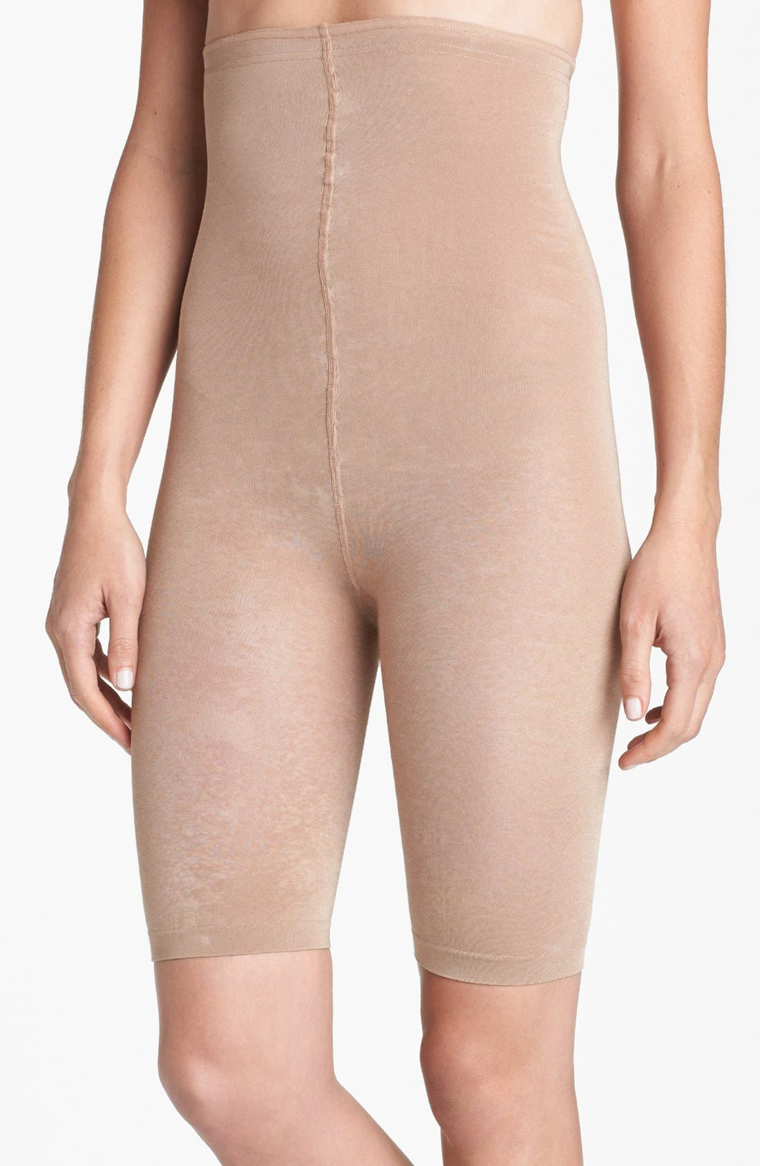 Alternate Image 1 Selected - Donna Karan 'The Body Perfect' High Waist Mid Thigh Shaper