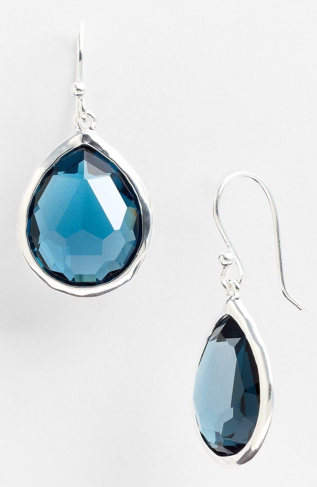 Alternate Image 1 Selected - Ippolita 'Wonderland' Teardrop Earrings (Online Only)