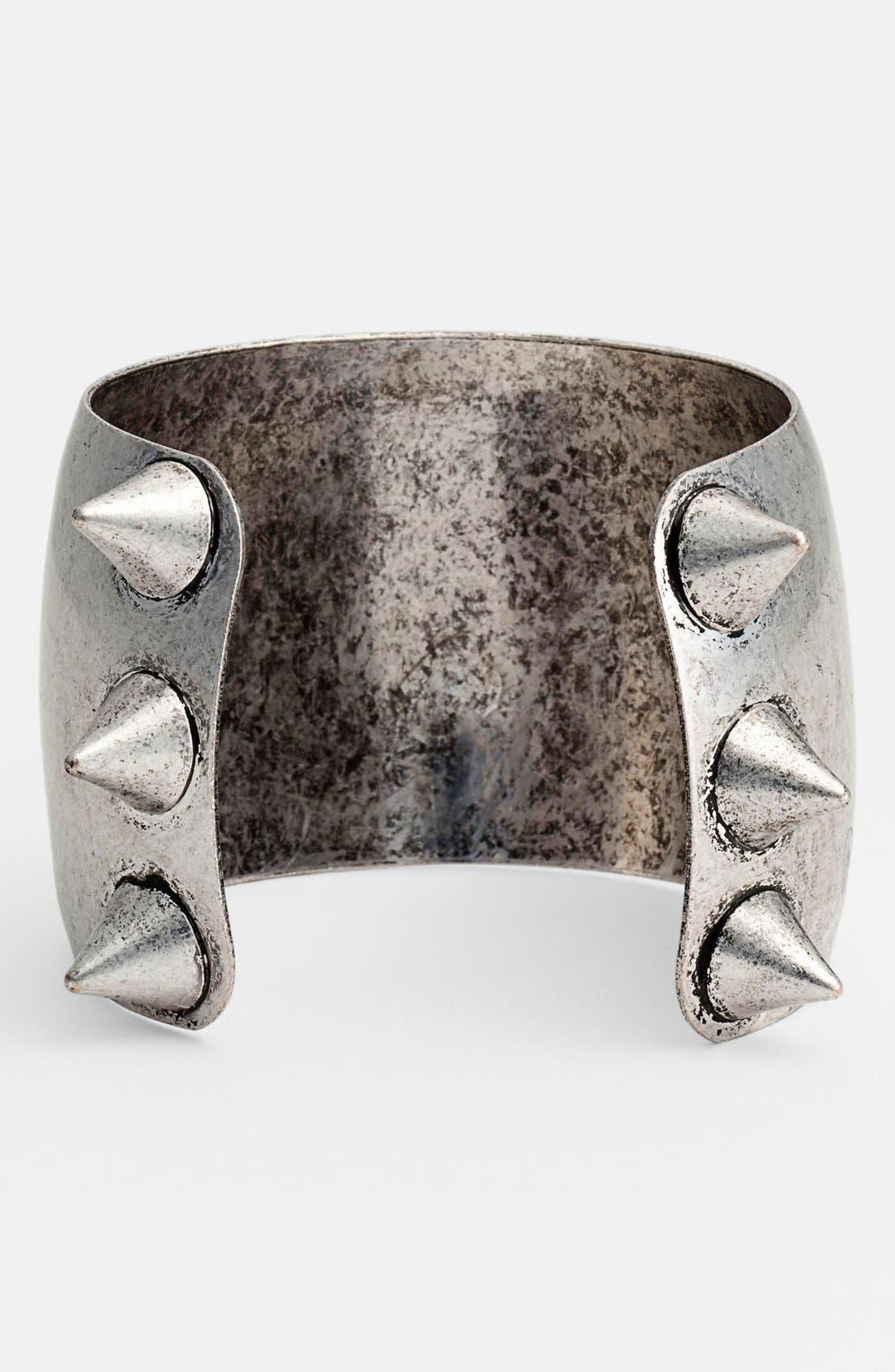 Alternate Image 2  - Leith Spike Cuff Bracelet