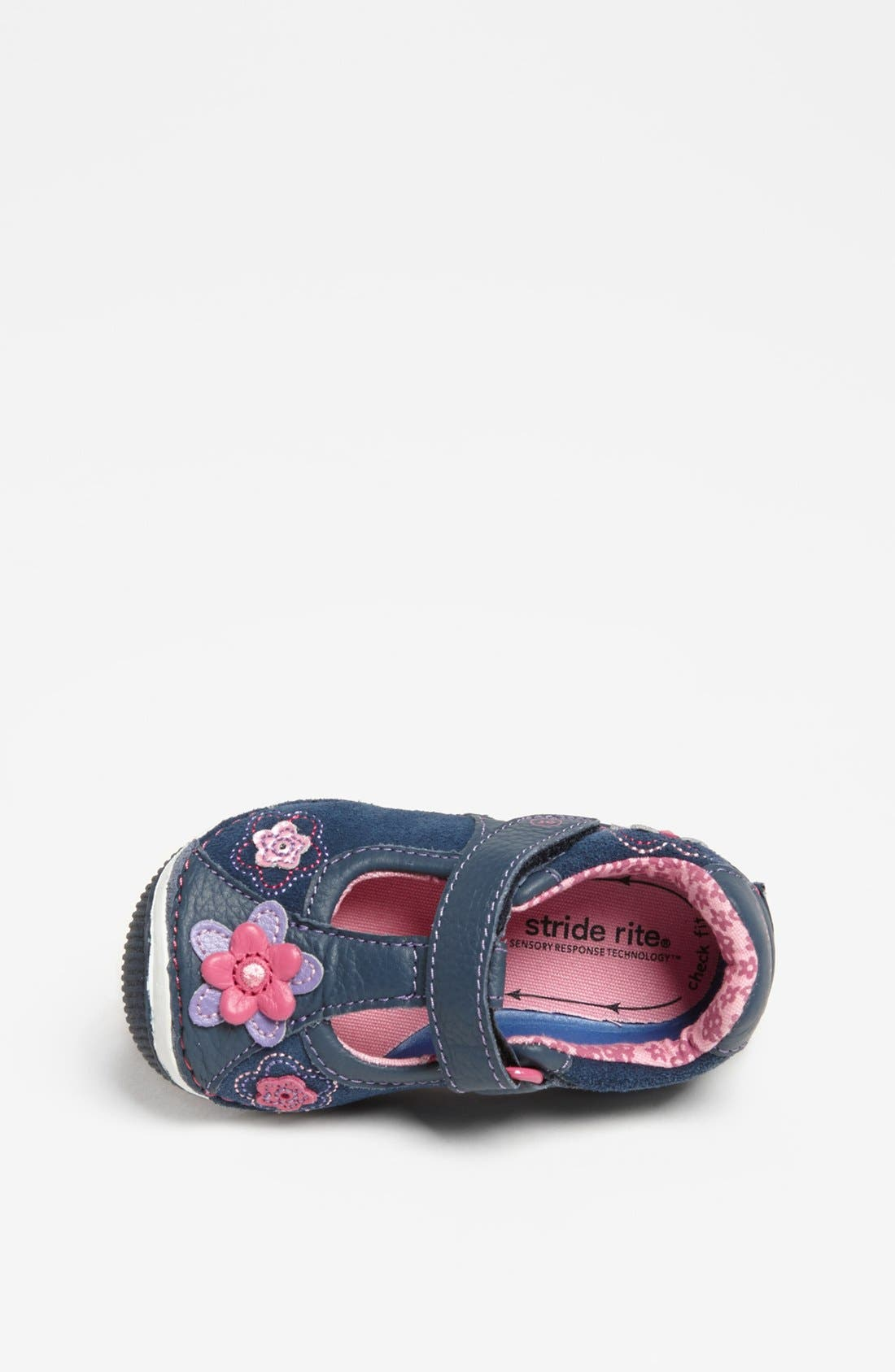 Alternate Image 3  - Stride Rite 'Meadow' Sneaker (Baby, Walker & Toddler)