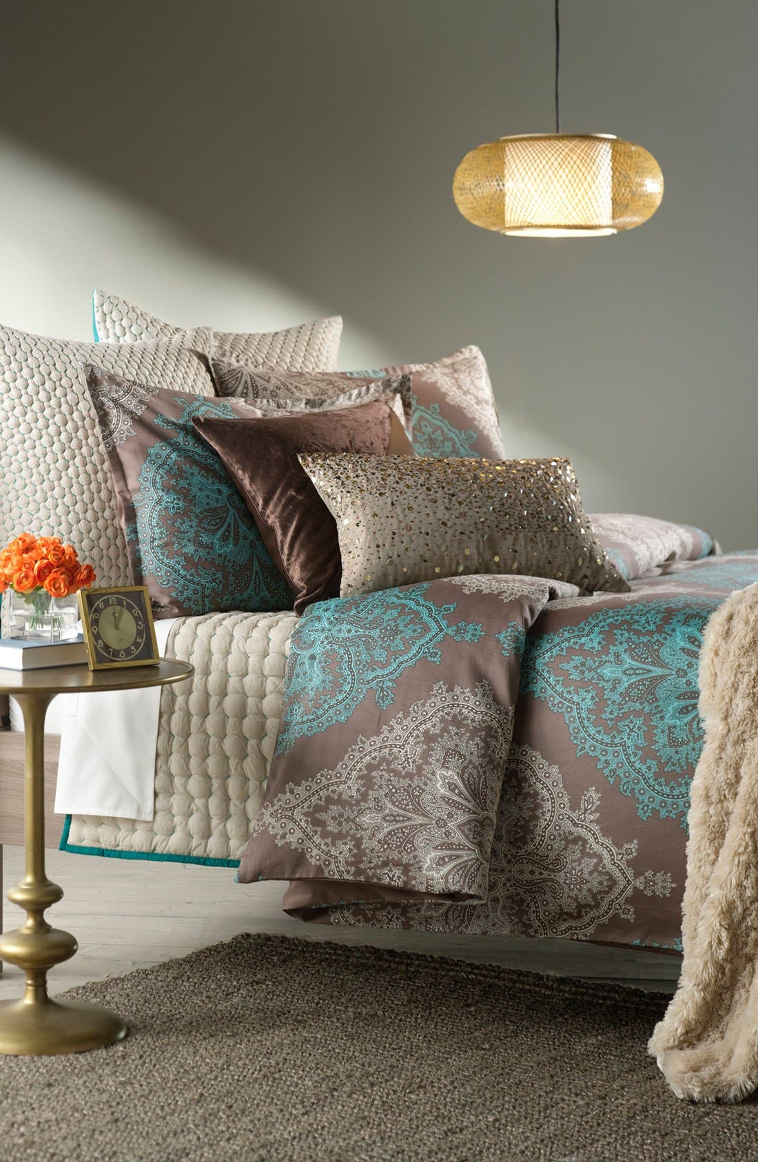 Alternate Image 2  - Nordstrom at Home 'Shaggy' Plush Throw Blanket