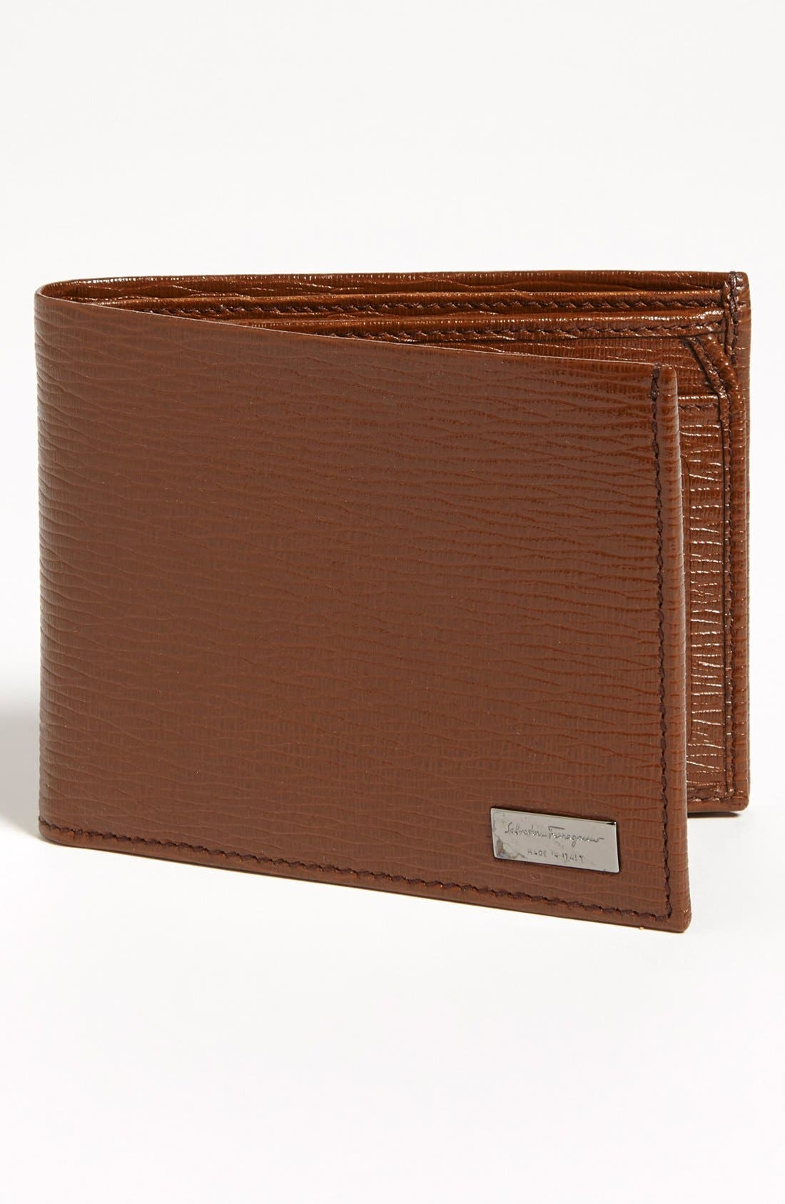 Alternate Image 1 Selected - Salvatore Ferragamo 'Revival' Wallet