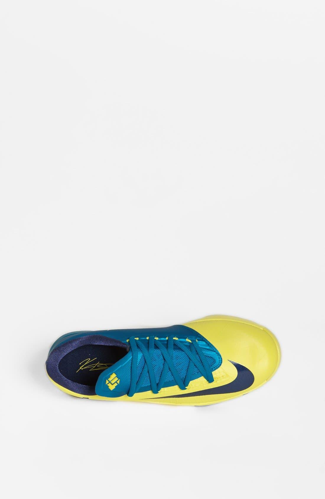 Alternate Image 3  - Nike 'KD VI' Basketball Shoe (Big Kid)