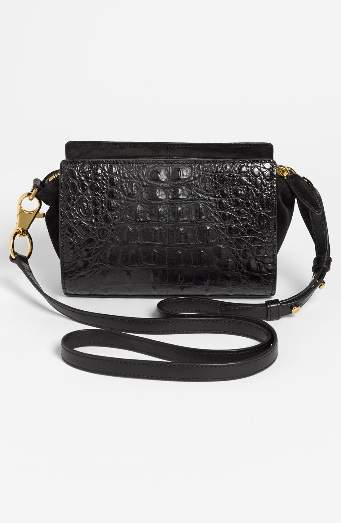 Alternate Image 4  - Alexander Wang 'Pelican Sling' Hornback Embossed Clutch