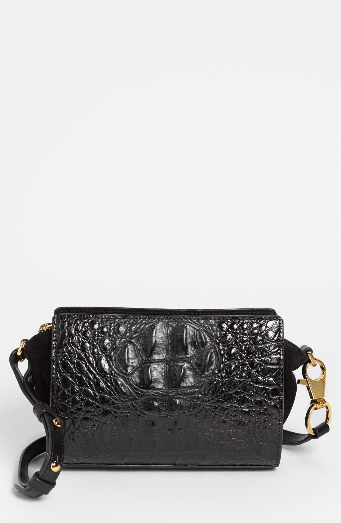 Alternate Image 1 Selected - Alexander Wang 'Pelican Sling' Hornback Embossed Clutch