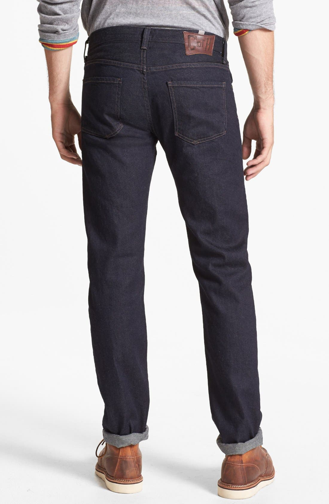 Alternate Image 2  - Citizens of Humanity 'Core' Slim Fit Selvedge Jeans (Frankie)