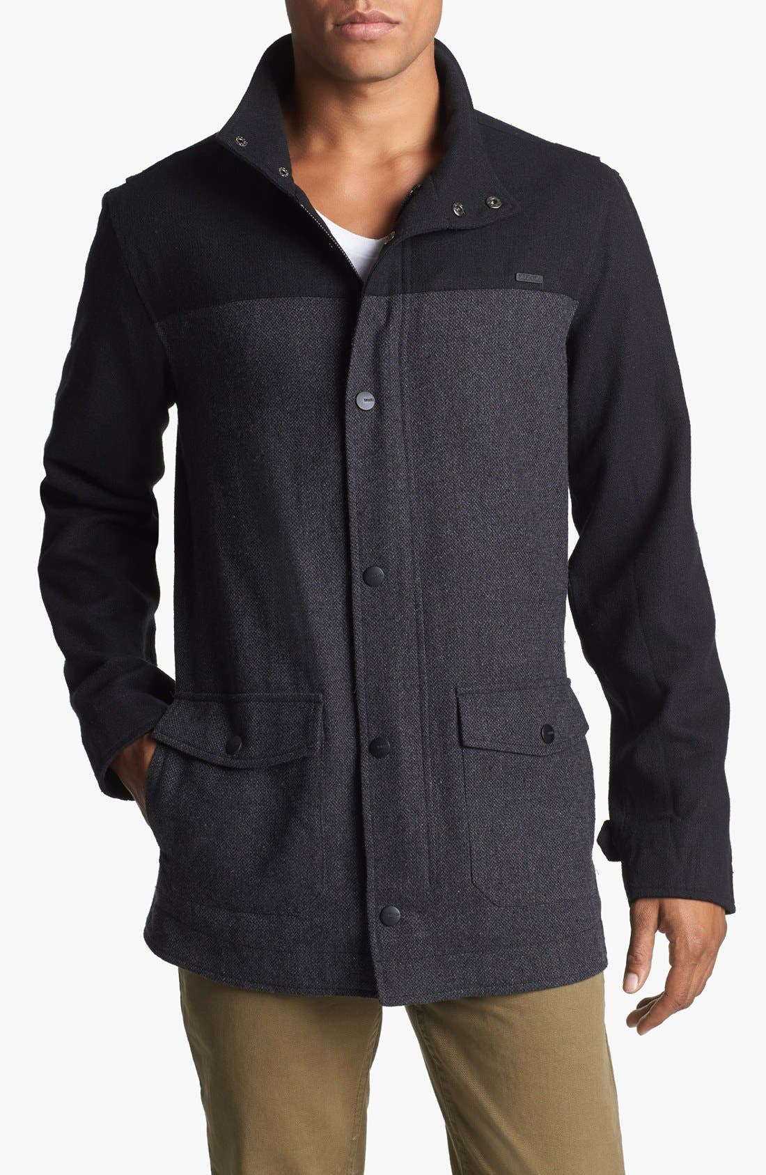 Main Image - Ezekiel 'Overhaul' Wool Jacket