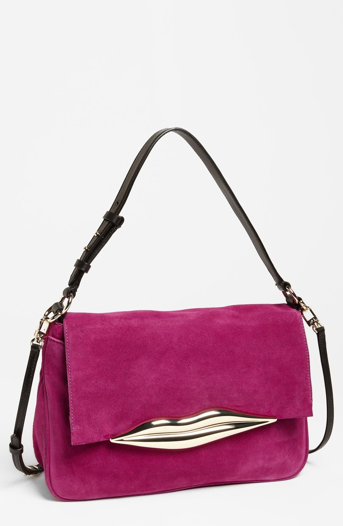 Alternate Image 1 Selected - Diane von Furstenberg 'Flirty' Shoulder Bag