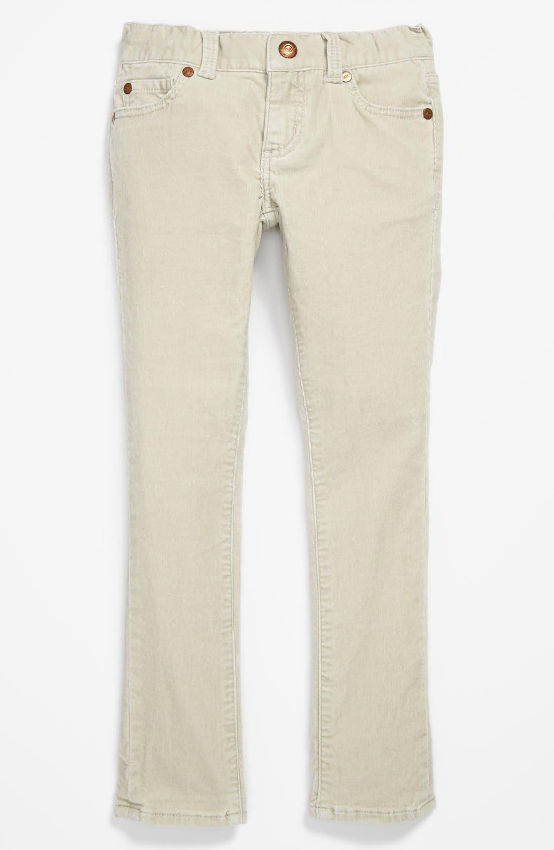 Alternate Image 2  - Peek 'Margot' Corduroy Pants (Toddler Girls, Little Girls & Big Girls)