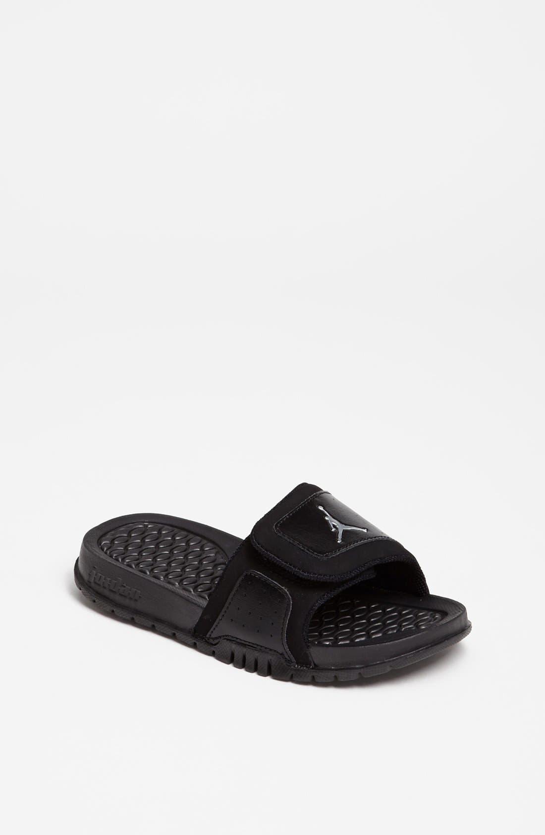 Alternate Image 1 Selected - Nike 'Jordan Hydro II' Sandal (Toddler & Little Kid)